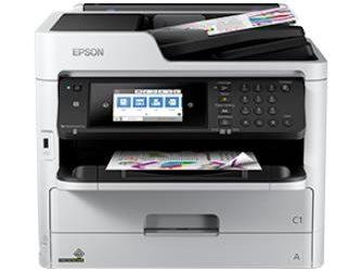爱普生Epson WorkForce Pro WF-C5710 打印机驱动下载